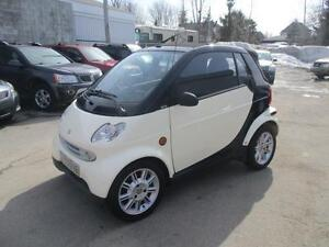 2005 Smart Fortwo CABRIOLET (80 000 KM)