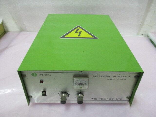 Pre-Tech Co., PT-06B, Ultrasonic Generator, 200V. 422980