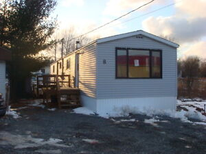 SHUBENACADIE MOBILE FOR RENT 8 KIRKPATRICK LANE