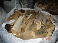 Firewood - Cut Demolition Timber, Kindling Firelighters Mixture, Stoves, Not Logs