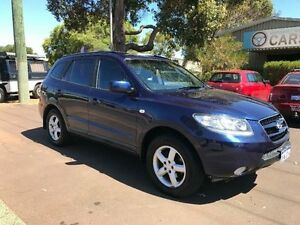 2007 Hyundai Santa Fe CM SLX Blue Sports Automatic Wagon Margaret River Margaret River Area Preview