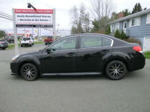 2014 Subaru Legacy 2.51 ALL WHEEL DRIVE Finance available .