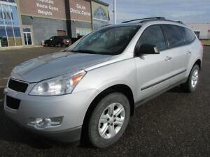 2012 Chevy Traverse LS All-Wheel Drive **7 PASSENGER**