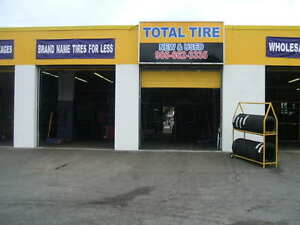SPECIAL DISCOUNT ON TIRES FOR CABS @ TOTAL TIRE HAMILTON