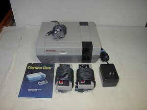 Nintendo SYSTEM NES ORIGINAL