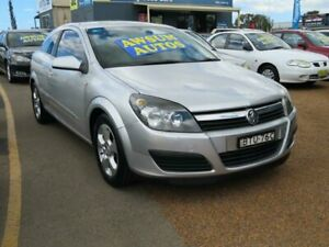2006 Holden Astra AH MY06 CDX Metallic Silver 4 Speed Automatic Coupe Minchinbury Blacktown Area Preview