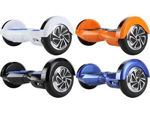 "X-mas 8"" Wheels, Bluetooth -  Self Balancing Scooter, HoverBoard"