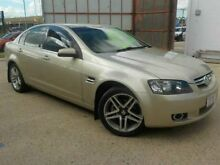 2007 Holden Commodore VE Berlina Gold 4 SPEED Automatic Sedan Garbutt Townsville City Preview