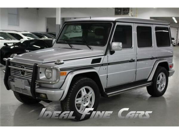 G wagon for sale canada for Mercedes benz g500 used