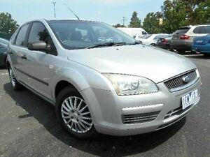 2005 Ford Focus LS CL Silver 5 Speed Manual Hatchback Maidstone Maribyrnong Area Preview