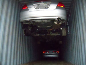 2008 Hyundai Santa Fe VUS IMPORT / EXPORT CAR SHIPPING