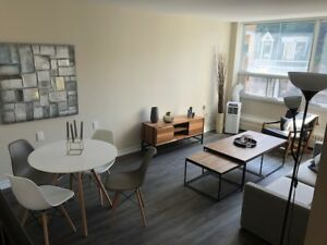Renovated 3.5  - Downtown MTL - Available Immediately