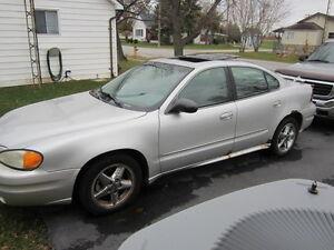 2003 Pontiac Grand Am Sedan