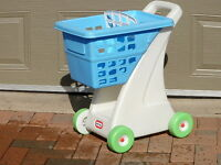 Little Tikes:Easel:Cart:Stroller: