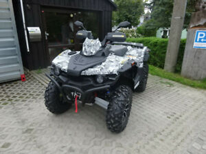 Stels Guepard 650 PURE EDITION