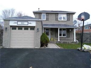 Updated 2 Storey for RENT at prime location in Pickering