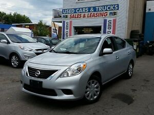2012 Nissan Versa 0 DOWN $44 WEEKLY!