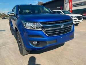 2019 Holden Colorado RG MY19 LTZ Pickup Crew Cab Blue 6 Speed Sports Automatic Utility Muswellbrook Muswellbrook Area Preview
