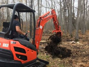Cottage Country Excavating in the kenora area