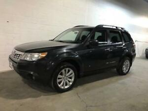 2011 SUBARU FORESTER X LTD **FINANCING AVAILABLE**