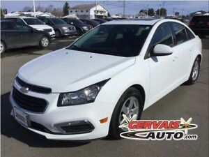 Chevrolet Cruze 2LT CUIR Toit Ouvrant MAGS 2015