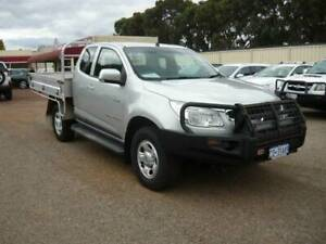2012 Holden Colorado LX Automatic Ute Collie Collie Area Preview