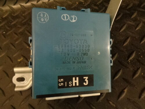 2007 LEXUS IS220d SPORT 4DR HEADLIGHT CONTROL MODULE 89940-53030 DENSO
