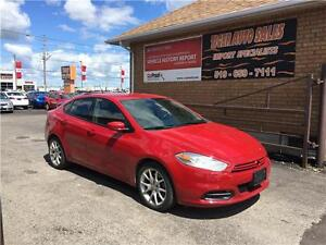 2013 Dodge Dart SXT***AUTO***BLUE TOOTH****ONLY62KMS****