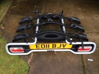 Tow Bar bike carrier for cash sale