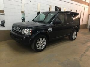 2011 Land Rover LR4 LUXE HSE 4x4 Awd LUXE HSE 4x4 Awd