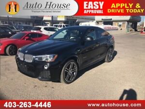 2015 BMW X4 XDRIVE35I M PACKAGE NAVIGATION BACKUP CAMERA
