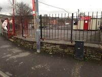 CAR SALES PITCH TO RENT - MAIN ROAD LOCATION