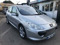 2007 Peugeot 307 1.6 16v Sport 5dr AUTOMATIC, FULL LEATHER INTERIOR, ++ WELL LOOKED AFTER++