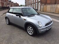 mini one lady owner from last 8 years mot 17/02/18