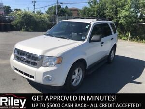 2012 Ford Escape XLT STARTING AT $148.32 BI-WEEKLY
