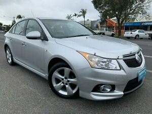 2011 Holden Cruze JH Series II MY12 SRi Silver 6 Speed Manual Sedan Bungalow Cairns City Preview