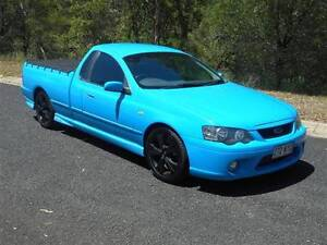 2006 FORD FALCON BF XR6 TURBO UTE 6SPD MANUAL BOOKS BRISBANE REGO Clear Mountain Pine Rivers Area Preview
