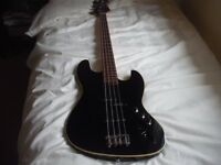 FENDER AERODYNE JAZZ BASS MADE IN JAPAN 2002