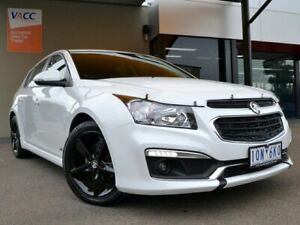 2016 Holden Cruze JH Series II MY16 SRI Z-Series White 6 Speed Sports Automatic Hatchback Fawkner Moreland Area Preview