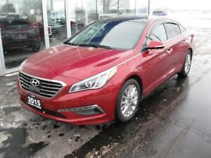 2015 Hyundai Sonata LIMITED 6AT