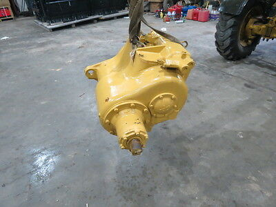 Caterpillar 583 594 Crawler Pipe Layer Tractor Winch Transmission 2k1636 594h