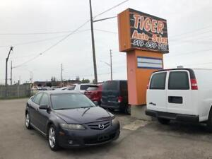 2007 Mazda Mazda6 GS**AUTO**ALLOYS**ONLY 190KMS**AS IS SPECIAL