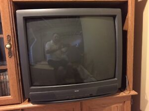 "26"" Sears Color TV"