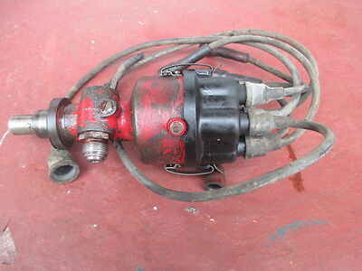 1965 Farmall 706 Gas 6 Cylinder Farm Tractor Distributor