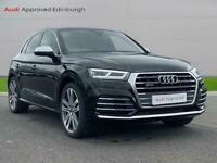 2018 Audi Q5 Sq5 Quattro 5Dr Tip Auto Estate Petrol Automatic