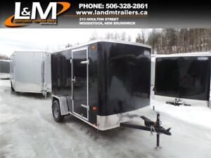 NEW 2019 CARGO EXPRESS 6X10' CARGO TRAILER- ELECTRIC BRAKES