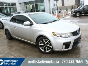 2010 Kia Forte Koup SX KOUP/LEATHER/HEATEDSEATS