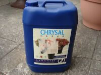 Plant Crysal clear Profesional prossesing solution.