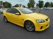 2010 Holden Commodore VE MY10 SV6 Yellow 6 Speed Automatic Sedan Maidstone Maribyrnong Area Preview