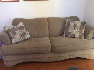 Sofa and Chair (Lazy-Boy Brand)